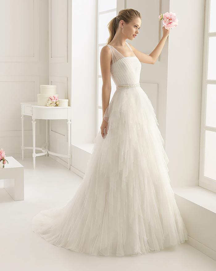 Svatební šaty Rosa Clará